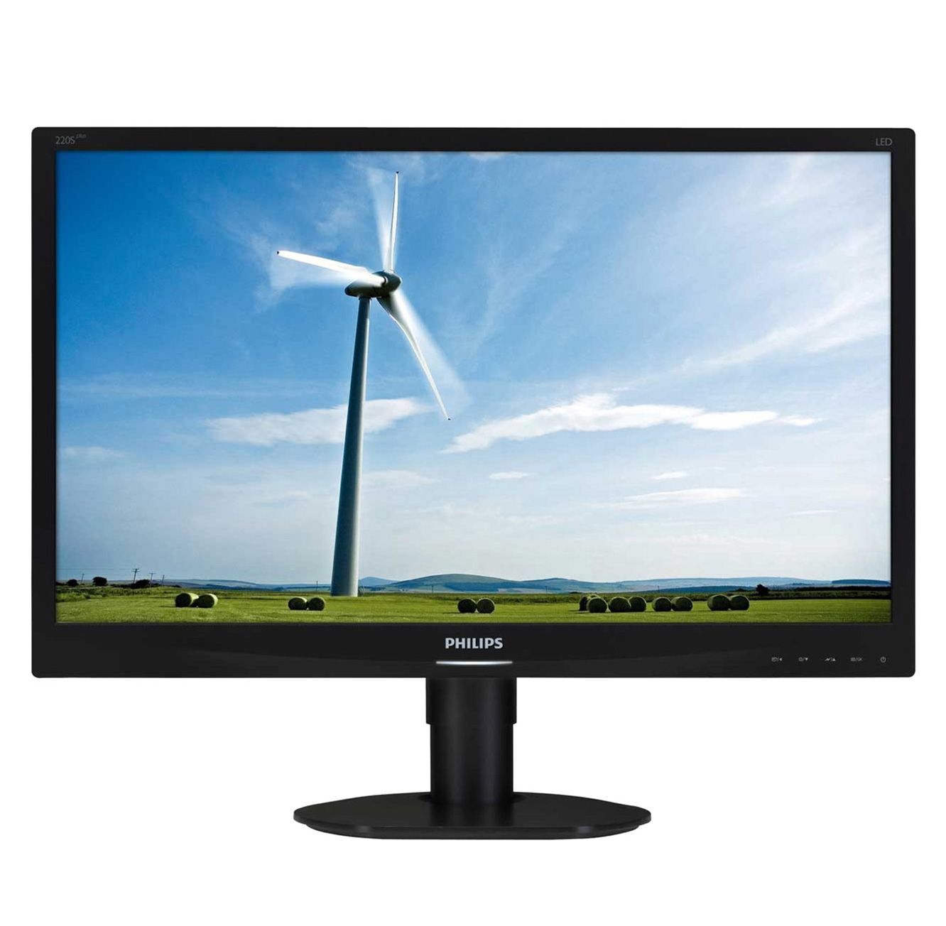 LCD Monitor 24'' Philips  241S4LC